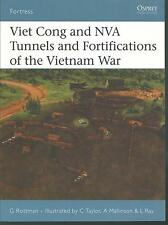 Viet Cong and NVA Tunnels and Fortifications of the Vietnam War @