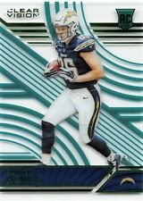 2016 Panini Clear Vision Emerald #161 Hunter Henry Rookie Chargers /19