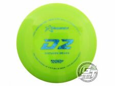 New Prodigy Discs 400G D2 174g Lime Teal Foil Distance Driver Golf Disc