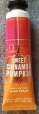 Bath and Body Works Hand Cream~Sweet Cinnamon Pumpkin