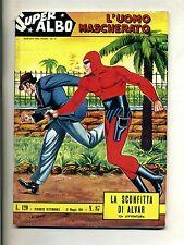 SUPER ALBO # L'UOMO MASCHERATO # LA SCONFITTA DI ALVAR # N.87 Maggio 1964#Spada