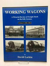 More details for working wagons volume 3 1980-84 larkin book vintage collector railway trains