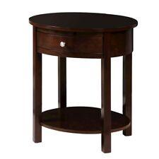 Convenience Concepts Classic Accents Cypress End Table, Espresso - 501042ES