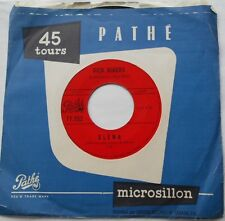 *DICK RIVERS Elena / Les portes de....Ex->NM- CANADA ONLY!! 1968 Pathe 45 FRENCH