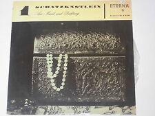 SCHATZKÄSTLEIN -Aus Musik und Dichtung- LP Eterna