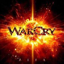 Alfa [Digipak] WARCRY CD ( HARD TO FIND)