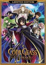 Code Geass Lelouch of the Rebellion: R2, Part 1 (DVD, 2-Disc) -1795-40-017