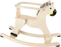 Schaukeltier Schaukelpferd Schaukel Tier Wippe Baby Spielzeug Pferd Kinder HOLZ