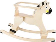animal à bascule cheval à balançoire bébé jouet Enfants bois