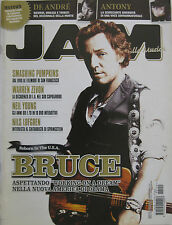 JAM 155 2009 Bruce Springsteen Nils Lofgren Antony Smashing Pumpkins Black Angel