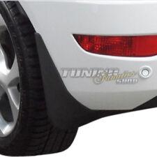 4x Superposición de inyección Mudflap delant. + trasero completo Ford Fiesta
