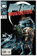MOON KNIGHT #59  NM (9.4)     New NETFLIX Series!    Stephen Platt Cover!   1994