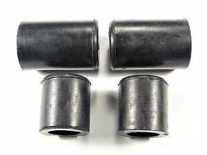 """Mopar 5/8"""" & 3/4"""" Water Pump Heater Core Block Off Caps Bypass Plugs- 4 pcs #039"""
