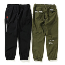 2018 S/S A BATHING APE Men's - AAPE LOOSE CHINO PANTS 2colors From Japan New