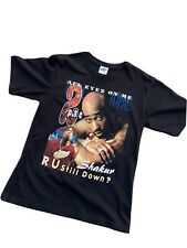 Vintage Style Bootleg Rap Tee Tupac T Shirt XL