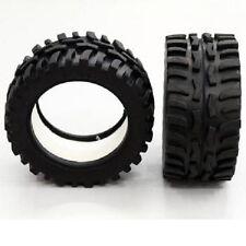 Traxxas Mini 1/16 Revo Monster Off Road Tires by GPM ERV887F/R40G.