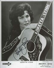 Loretta Lynn Country Signed Autographed 8x10 Photo Reprint
