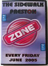 Zone @ Sidewalk, Preston June 2005  - bouncy scouse house donk -  RARE