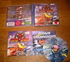 Speed Devils VF 1er edition [Complet] Dreamcast