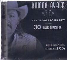 CD - Ramon Ayala NEW Antologia De Un Rey 2 CD - FAST SHIPPING !