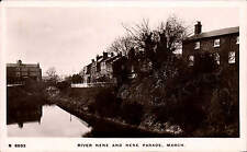 March. River Nene & Nene Parade # S 6533 by WHS Kingsway.