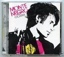 Monte Negro Cicatrix CD - Autograph & Concert Setlist - Rare - signed