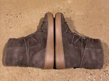 Tecnica Moon Boots Pulse Mid Brown Size 35 EUR The Original Moon Boot Women 4.5