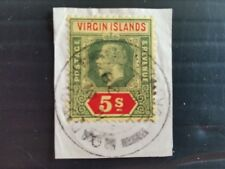 BRITISH VIRGIN ISLANDS 1913 SG 77 DEFINITIVE SUPERB FINE USED