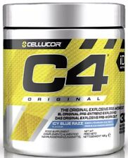 Cellucor C4 The Original Explosive Pre-Workout Icy Blue Raspberry, 195 g