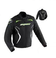Blouson textile Ixon Oxygen HP taille L coloris noir vert blanc 100101023 Neuf