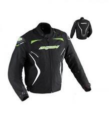 Chaqueta textil Ixon Oxígeno HP talla L en negro verde blanco 100101023 Nuevo