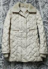 Women's Laundry By Shelli Segal Goose Down Winter Coat Size Medium No Hood