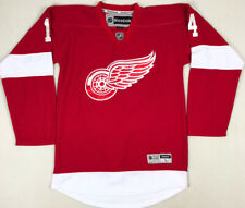 Detroit Red Wings Reebok Hockey Jersey Gustav Nyquist L Large Stitched 14