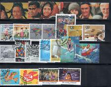UN Vienna 1994-96 Used 100% Olympics, Children, Dove