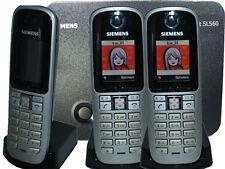Trio Siemens Gigaset S3 s680h professionnel DECT Téléphone 3xmobilteil +
