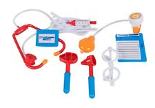 Pretend Play Doctor Toy Set, Birthday Gift for 3-6 Year Olds Toddlers