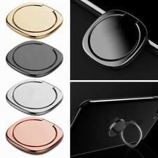 Mobile Phone Magnetic Stand Holder Cellphone Car Mount Finger Ring Desk Bracket