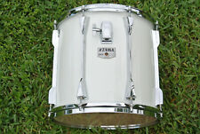 """ADD this TAMA 14"""" GRANSTAR TOM in WHITE for YOUR DRUM SET TODAY! LOT #E423"""