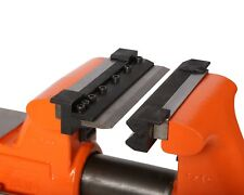 "Bench vise bending box and pan brake metal bending 8"" length 1/16 capacity WFVB8"