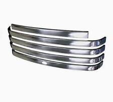 1948 1949 1950 Ford pickup truck grille bar trim / stainless with crank hole