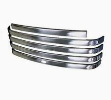 1948-1950 Ford pickup / Ford truck stainless grille bar trim set with crank hole