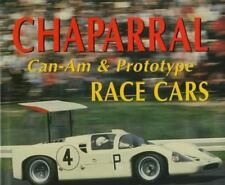 Chaparral Can-Am and Prototype Race Cars by Friedman, Dave