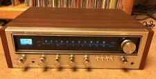 PIONEER SX-434 VINTAGE STEREO RECEIVER AMPLIFIER WORKING CONDITION
