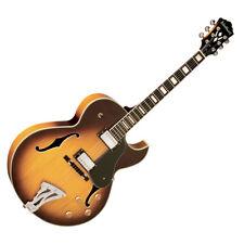 Washburn Jazz Series Cutaway Hollow-Body Guitar Grover Tuners w/Case B-Stock