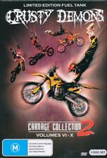 Crusty Demons Carnage Collection 2 Volumes 6 - 10 DVD 5 Disc Set