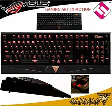 Keyboard Gaming Gamdias Hermes GKB1000 Professional Backlit Mechanical Offer