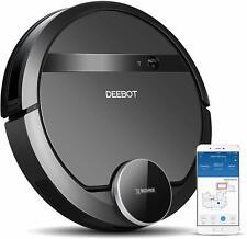 Ecovacs DEEBOT 901 Robot Vacuum w/Smart Virtual Mapping, App & Alexa Support