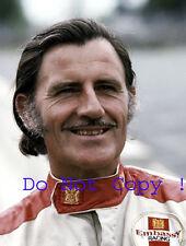 Graham Hill embajada Hill fotografía de retrato F1 1