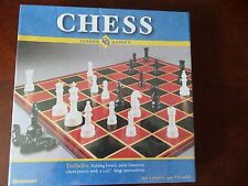 New Classic Chess Board Game - Sealed