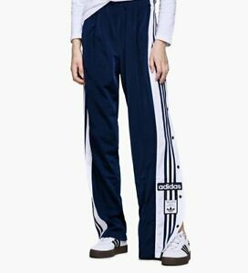 Hong Kong Suavemente Posdata  adidas Blue Trousers for Women for sale | eBay